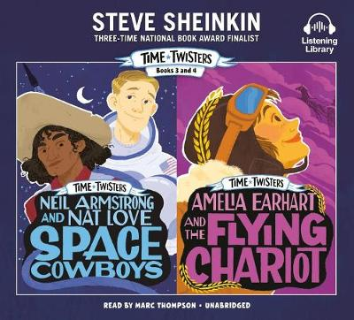 Cover of Books 3 and 4