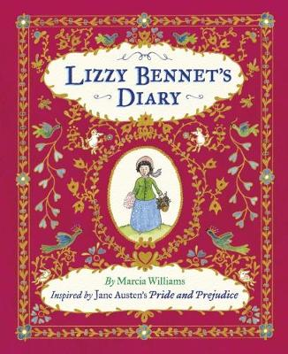 Cover of Lizzy Bennet's Diary
