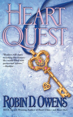 Cover of Heart Quest