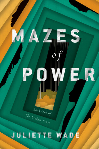 Cover of Mazes of Power