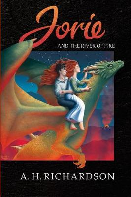 Cover of Jorie and the River of Fire