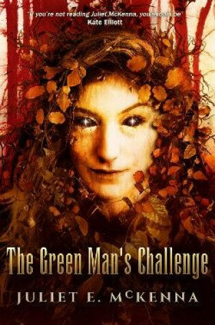 Cover of The Green Man's Challenge