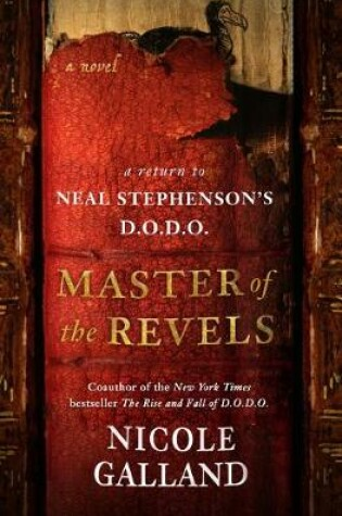 Cover of Master of the Revels