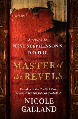 Book cover for Master of the Revels