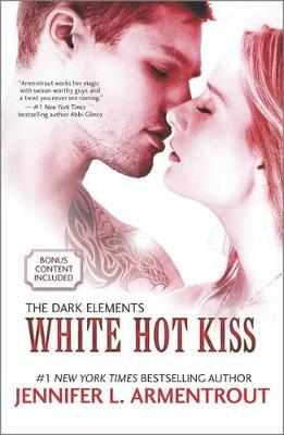 Cover of White Hot Kiss