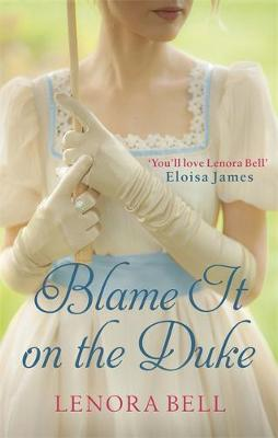 Cover of Blame It on the Duke