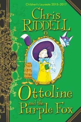 Cover of Ottoline and the Purple Fox