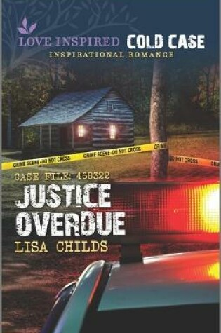 Cover of Justice Overdue