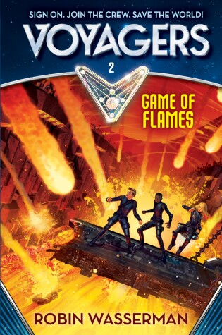 Cover of Game of Flames