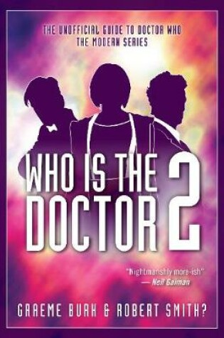 Cover of Who Is The Doctor 2