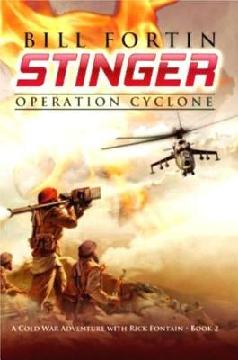 Cover of Stinger Operation Cyclone