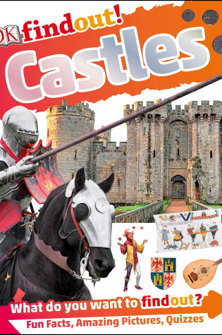 Cover of DKfindout! Castles