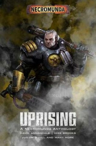 Cover of Uprising