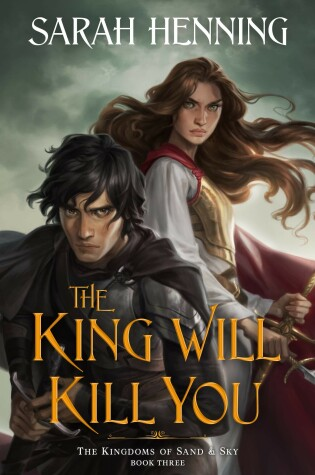 Cover of The King Will Kill You