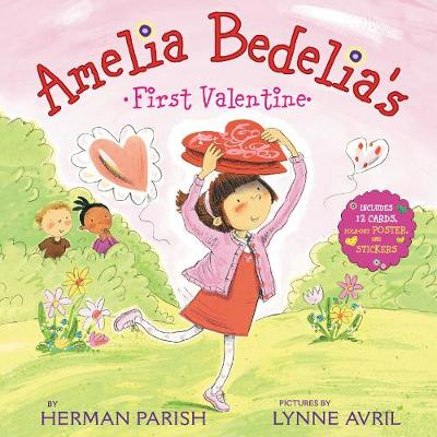Cover of Amelia Bedelia's First Valentine Holiday
