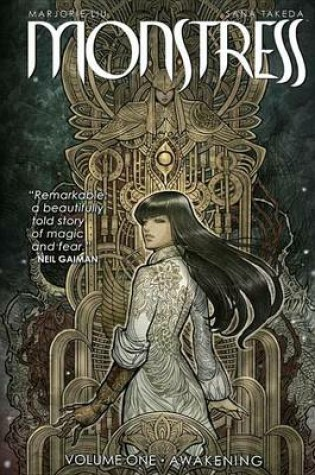 Cover of Monstress Vol. 1: Awakening