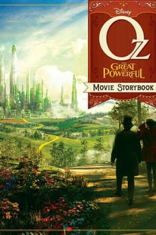 Cover of Oz the Great and Powerful