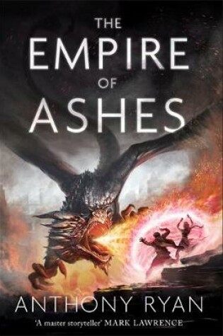 Cover of The Empire of Ashes