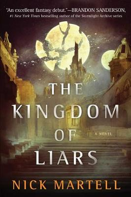 Book cover for The Kingdom of Liars