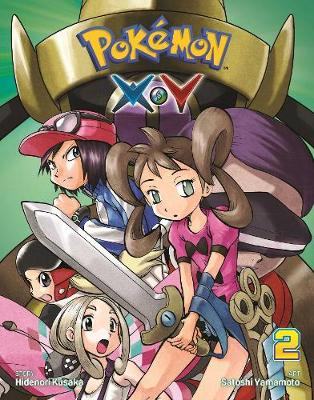 Cover of Pokemon X*Y, Vol. 2