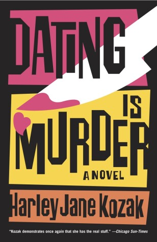 Cover of Dating Is Murder