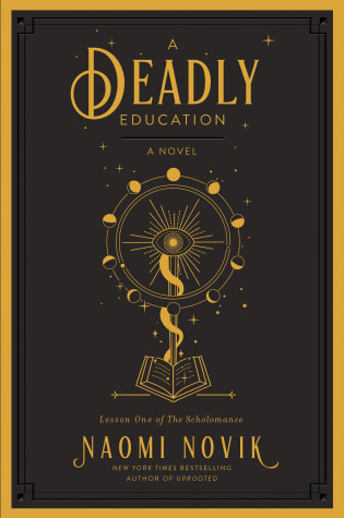 Cover of A Deadly Education