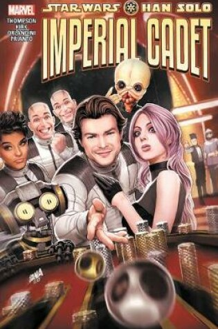 Cover of Star Wars: Han Solo - Imperial Cadet