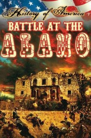 Cover of Battle at the Alamo