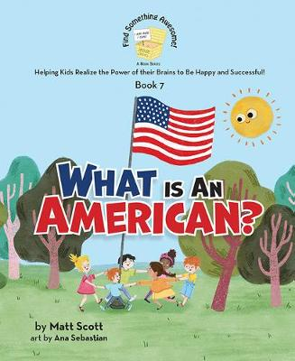Cover of What Is an American?