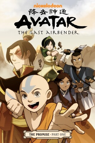 Cover of Avatar: The Last Airbender# The Promise Part 1