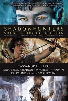 Book cover for Shadowhunters Short Story Collection