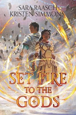 Cover of Set Fire to the Gods