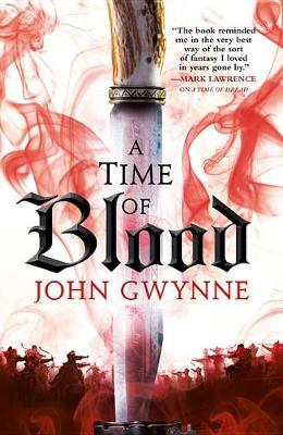 Cover of A Time of Blood