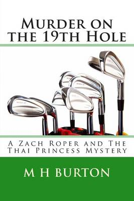 Cover of Murder on the 19th Hole