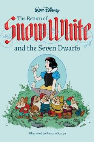 Cover of The Return of Snow White and the Seven Dwarfs