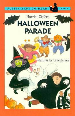 Cover of The Halloween Parade
