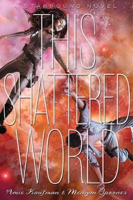 Book cover for This Shattered World