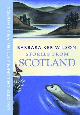 Cover of Stories from Scotland
