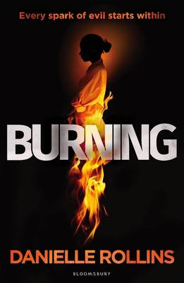Book cover for Burning