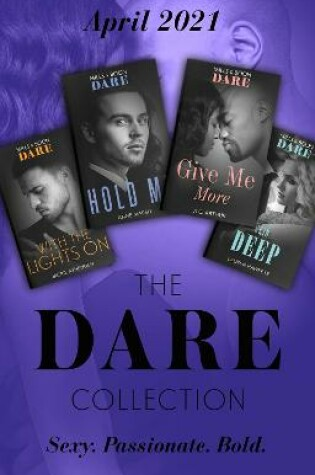 Cover of The Dare Collection April 2021