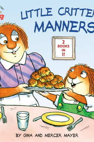 Cover of Little Critter's Manners
