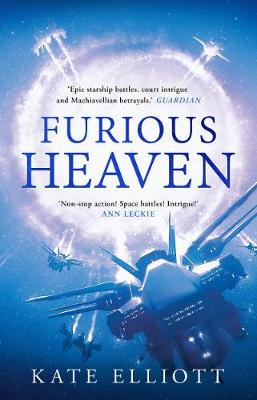 Book cover for Furious Heaven