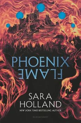 Cover of Phoenix Flame