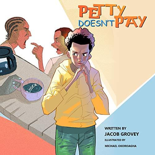 Book cover for Petty Doesn't Pay