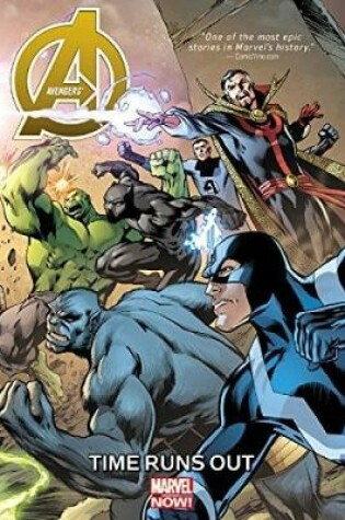 Cover of Avengers: Time Runs Out