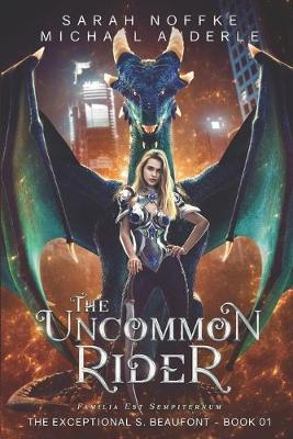 Cover of The Uncommon Rider