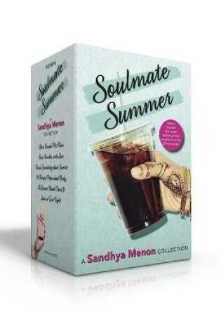 Cover of Soulmate Summer -- A Sandhya Menon Collection (Includes Two Never-Before-Printed Novellas from the Dimpleverse!)