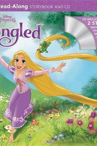 Cover of Tangled and Tangled Ever After Read-Along Storybook and CD Bindup