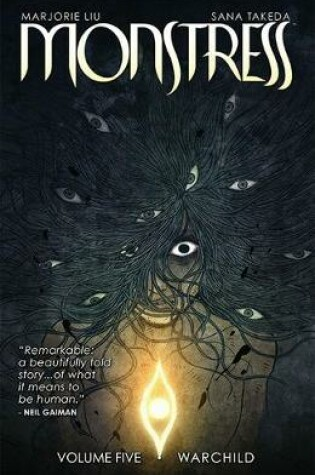 Cover of Monstress Volume 5