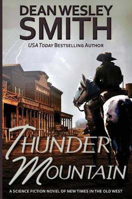Cover of Thunder Mountain
